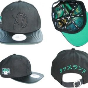 Rare 2013 The Weeknd XO Limited edition New Era